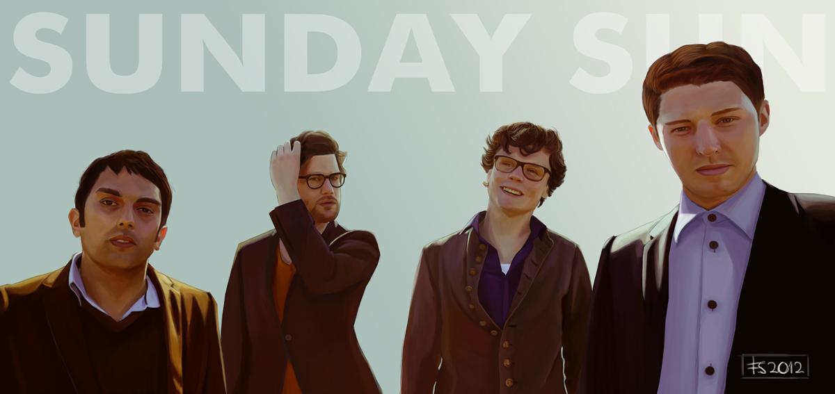 Sunday-Sunpainting