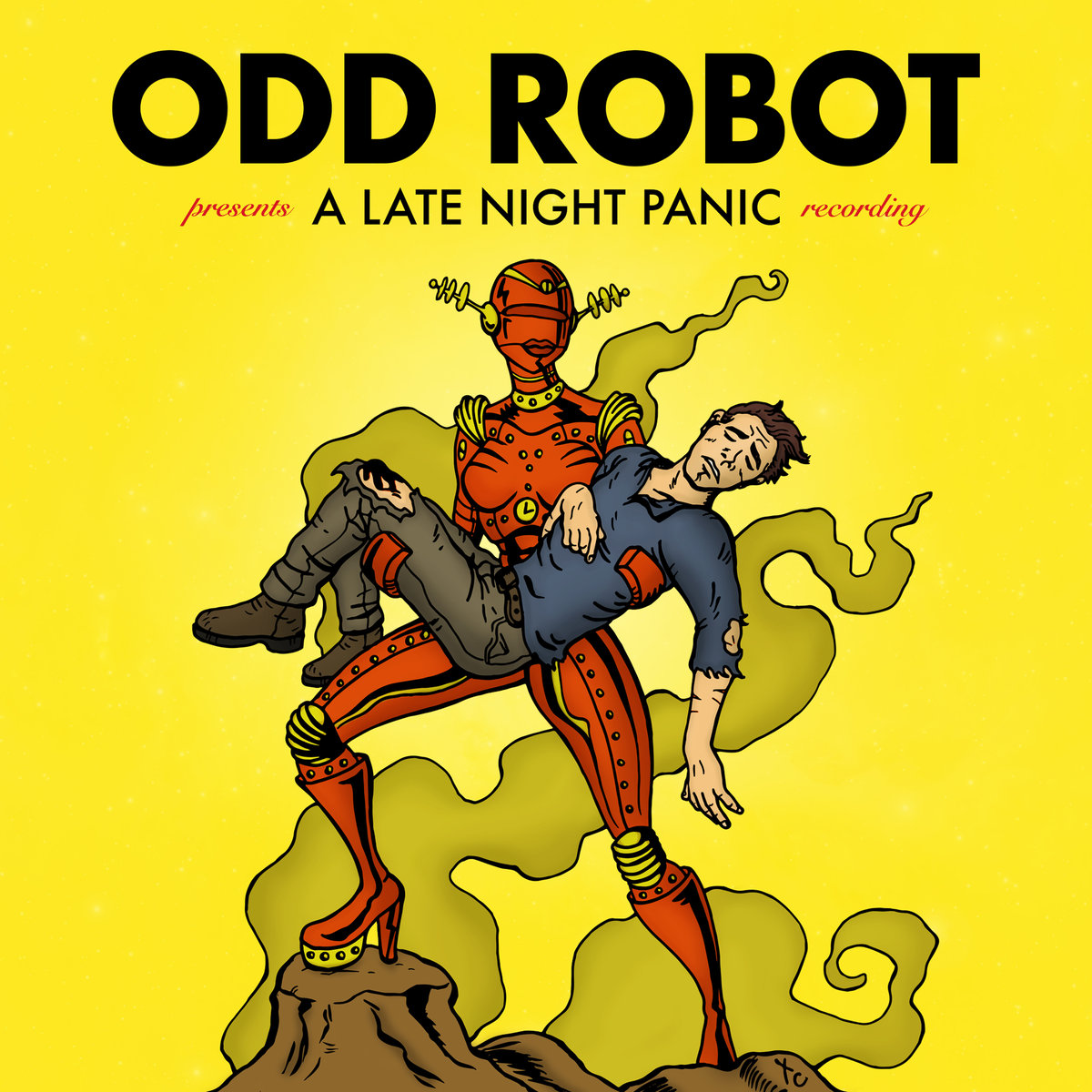 Odd Robot